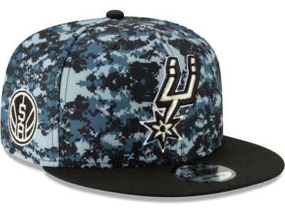 San Antonio Spurs New Era NBA City Series 2.0 9FIFTY Snapback Cap