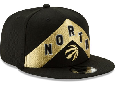 Toronto Raptors New Era NBA City Series 2.0 9FIFTY Snapback Cap