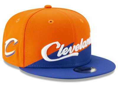 Cleveland Cavaliers New Era NBA Youth City Series 2.0 9FIFTY Snapback Cap