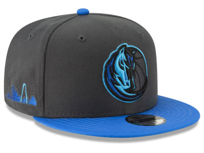 Dallas Mavericks New Era NBA Youth City Series 2.0 9FIFTY Snapback Cap