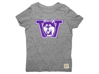 Washington Huskies Retro Brand NCAA Toddler Tri-blend T-Shirt