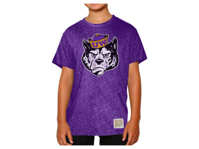 Washington Huskies Retro Brand NCAA Youth Mock Twist T-Shirt