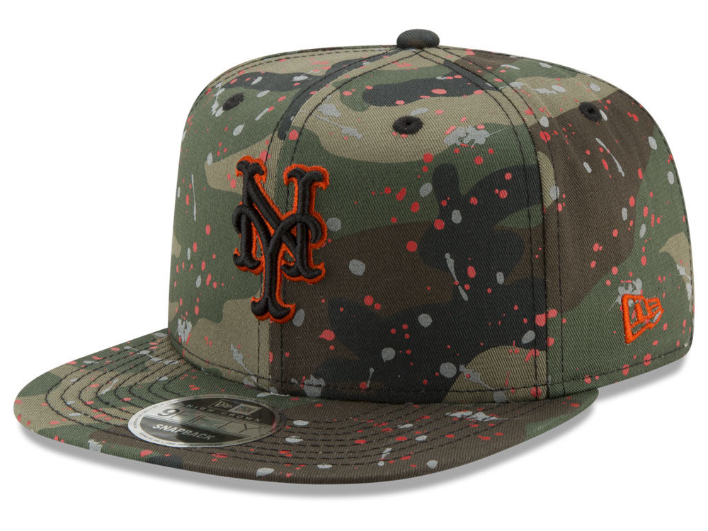 0a981941f New York Mets New Era MLB Camo Spec 9FIFTY Snapback Cap