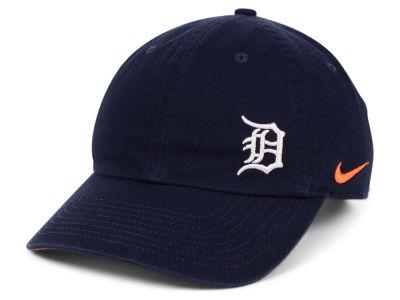 Detroit Tigers Nike MLB Women s Offset Adjustable Cap 0ab8ea81493
