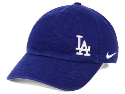 Los Angeles Dodgers Nike MLB Women s Offset Adjustable Cap db22624af18