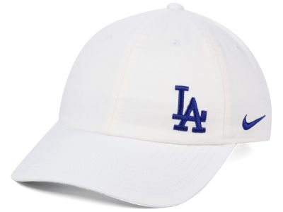 Los Angeles Dodgers Nike MLB Women s Offset Adjustable Cap fdef5b6e56