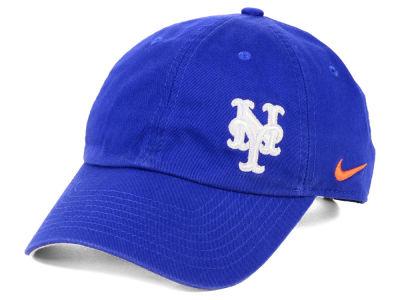 New York Mets Nike MLB Women s Offset Adjustable Cap 7f904a82e