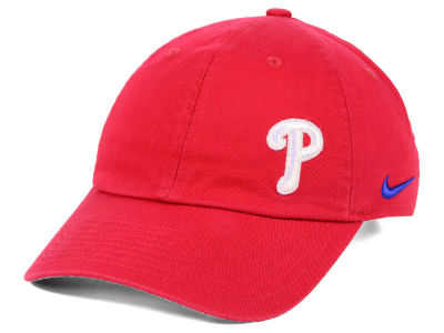 Philadelphia Phillies Nike MLB Women s Offset Adjustable Cap deeabbb3b6