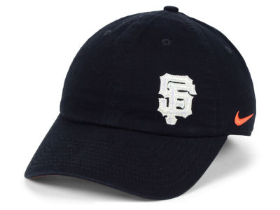6f8eda20688 San Francisco Giants Nike MLB Women s Offset Adjustable Cap