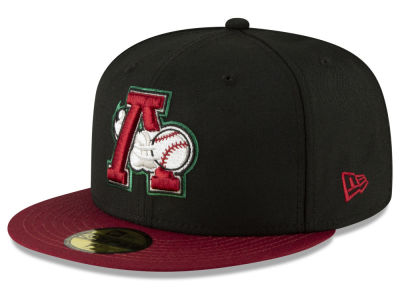 Altoona Curve New Era MiLB Custom Collection 59FIFTY Cap