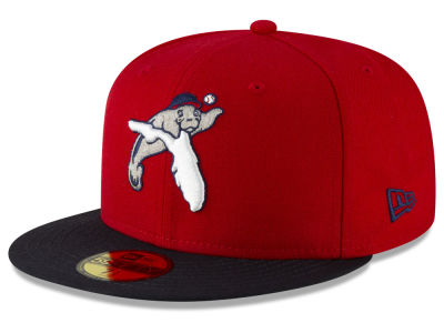 Brevard County Manatees New Era MiLB Custom Collection 59FIFTY Cap