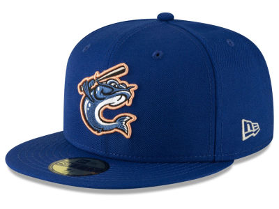 Columbus Catfish New Era MiLB Custom Collection 59FIFTY Cap