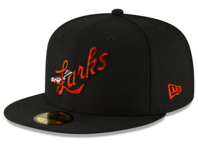 Eugene Larks New Era MiLB Custom Collection 59FIFTY Cap