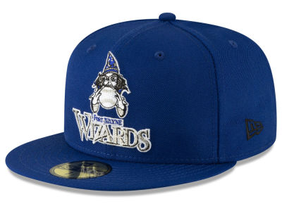 Fort Wayne Wizards New Era MiLB Custom Collection 59FIFTY Cap