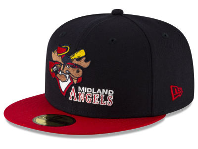 Midland Angels New Era MiLB Custom Collection 59FIFTY Cap