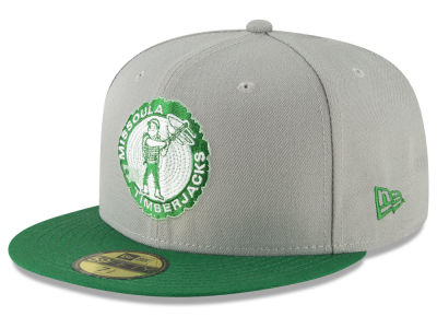 Missoula Timberjacks New Era MiLB Custom Collection 59FIFTY Cap