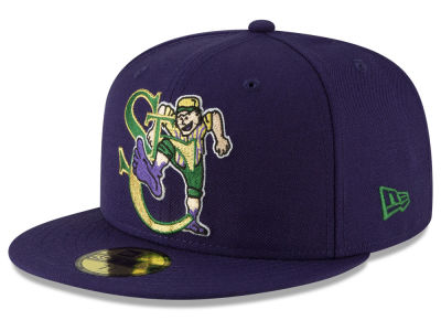 St Catherine Stompers New Era MiLB Custom Collection 59FIFTY Cap