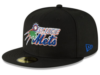 St. Lucie Mets New Era MiLB Custom Collection 59FIFTY Cap