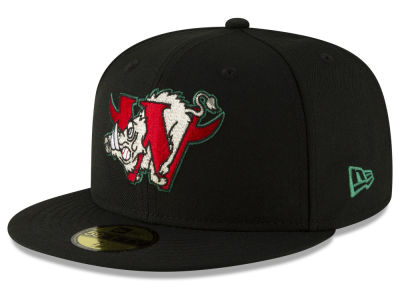 Winston-Salem Warthogs New Era MiLB Custom Collection 59FIFTY Cap
