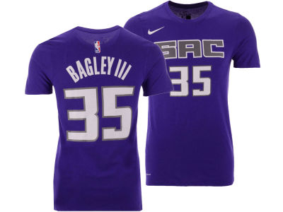 Sacramento Kings Marvin Bagley III Nike NBA Men's Icon Player T-shirt