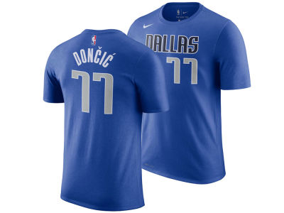 Dallas Mavericks Luka Doncic Nike NBA Men's Icon Player T-shirt