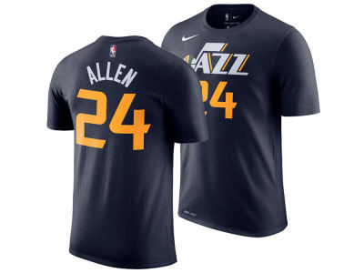 Utah Jazz Grayson Allen Nike NBA Men's Icon Player T-shirt