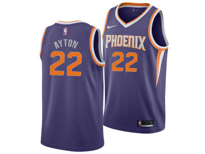 Phoenix Suns Deandre Ayton Nike NBA Men's Icon Draft Swingman Jersey