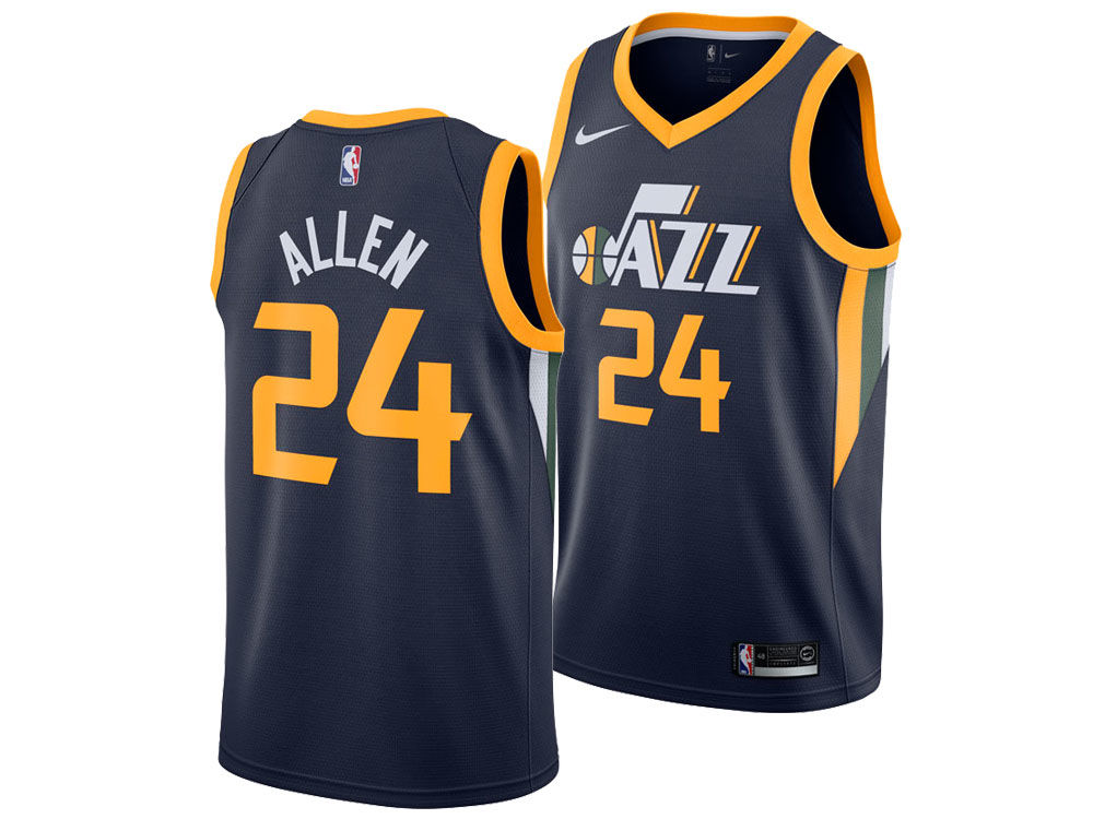 25b461e01 Utah Jazz Grayson Allen Nike NBA Men s Icon Swingman Jersey. Utah Jazz  Grayson Allen Nike NBA Men s Icon Swingman Jersey