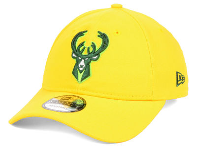 Milwaukee Bucks New Era 2018 NBA City Series 9TWENTY Cap