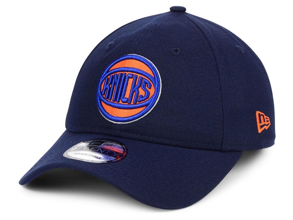 New York Knicks New Era 2018 NBA City Series 9TWENTY Cap  5419d54cab8