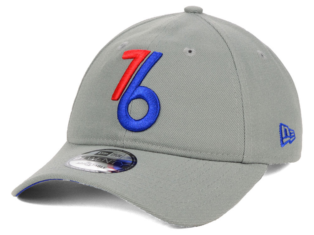 d186359c997 Philadelphia 76ers New Era 2018 NBA City Series 9TWENTY Cap