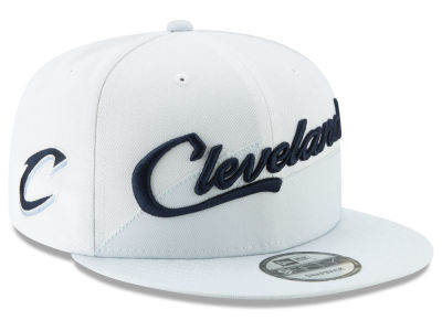 Cleveland Cavaliers New Era 2018 NBA Earned Edition 9FIFTY Snapback Cap
