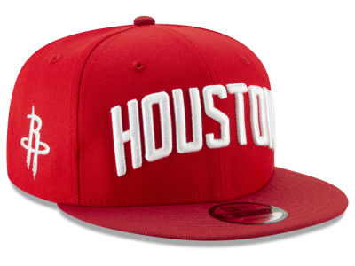Houston Rockets New Era 2018 NBA Earned Edition 9FIFTY Snapback Cap