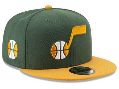 Utah Jazz New Era 2018 NBA Earned Edition 9FIFTY Snapback Cap