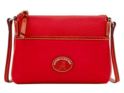 Alabama Crimson Tide Dooney & Bourke Pebble Ginger Crossbody