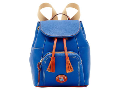 Kentucky Wildcats Dooney & Bourke Pebble Medium Backpack