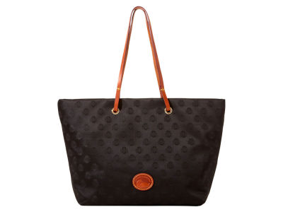 Dooney & Bourke Embossed Nylon Addison Tote