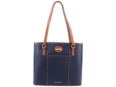 Seattle Seahawks Dooney & Bourke Pebble Small Lexington Tote