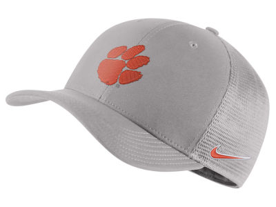 79ba35b85ad Clemson Tigers NCAA Nike Stretch Fitted Hats   Caps