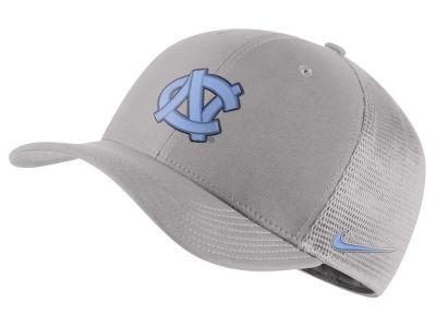 c7a0006966c North Carolina Tar Heels Nike NCAA Aerobill Mesh Cap