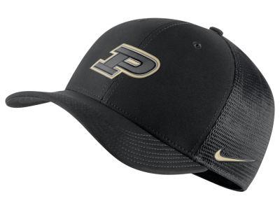 Purdue Boilermakers Nike NCAA Aerobill Mesh Cap ea6dd6b47058