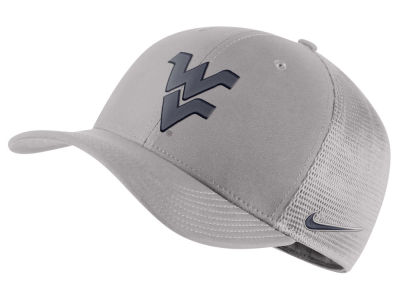 West Virginia Mountaineers Nike NCAA Aerobill Mesh Cap 6ab5d95abbef