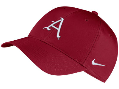 Arkansas Razorbacks Nike NCAA Dri-Fit Adjustable Cap 94ef0d4ed7b5