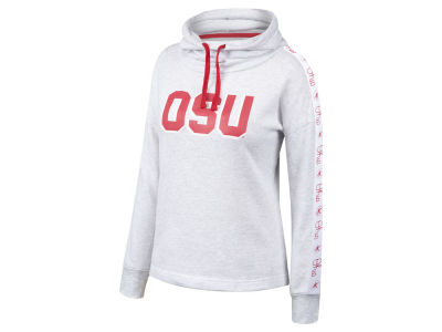 Ohio State Buckeyes NCAA Women's Cowl Neck Sweatshirt