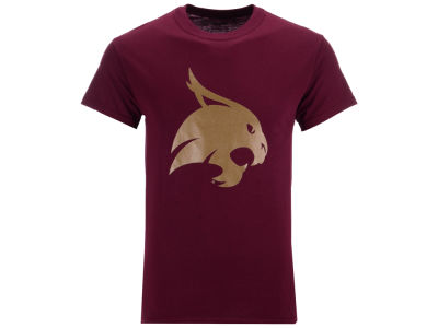 Texas State Bobcats 2 for $28  The Victory NCAA Men's Big Logo T-Shirt