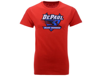 DePaul Blue Demons 2 for $28 The Victory NCAA Men's Big Logo T-Shirt