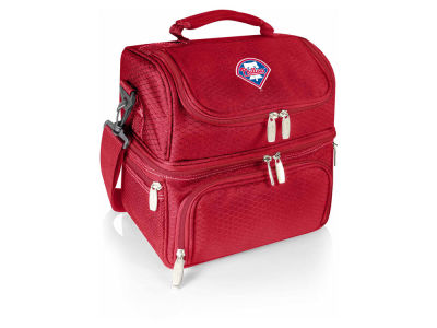 Philadelphia Phillies Picnic Time Pranzo Lunch Tote