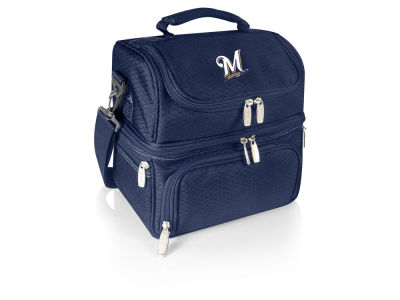 Milwaukee Brewers Picnic Time Pranzo Lunch Tote