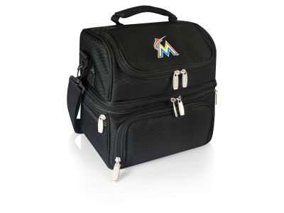 Miami Marlins Picnic Time Pranzo Lunch Tote