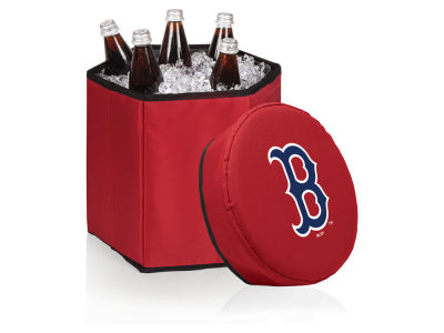 Boston Red Sox Picnic Time 12 Quart Bongo Cooler & Seat